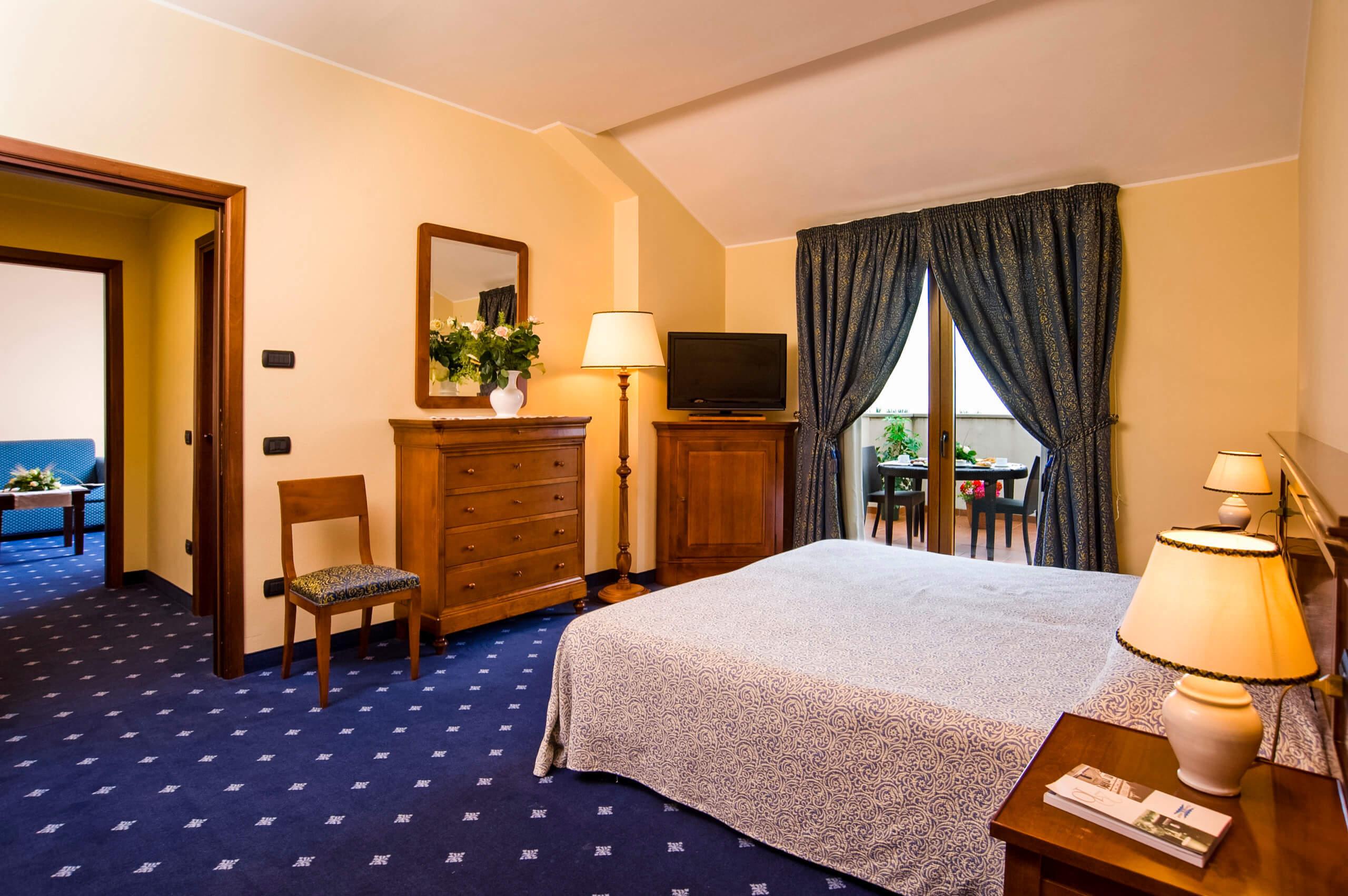 Hotel Spa Montalbano Elicona